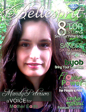 Mandy Peterson A Voice for Mother Earth