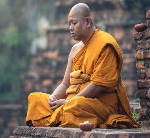 Meditation - Resisting the Itch