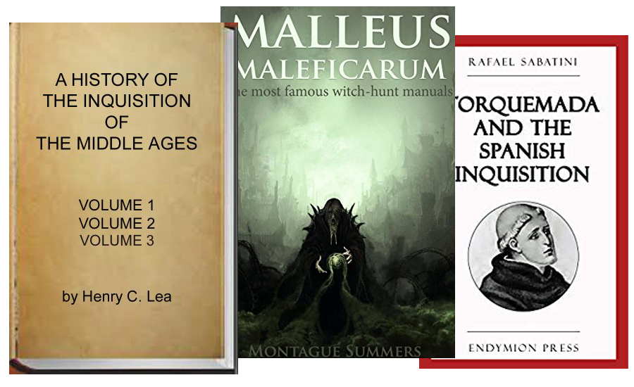 Books on the Inquisition