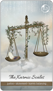 The Karmic Scales