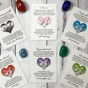 Color of Love Cards